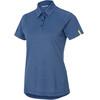 Ziener Clemenzia Polo Shirt Women dream blue